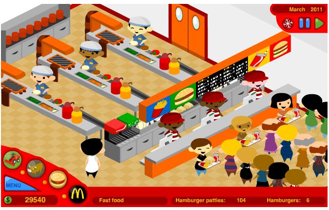 McDonald's Videogame - Molleindustria CC